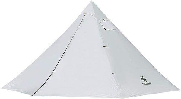 OneTigris Smokey Hut Ultralight Hot Tent with stove jack