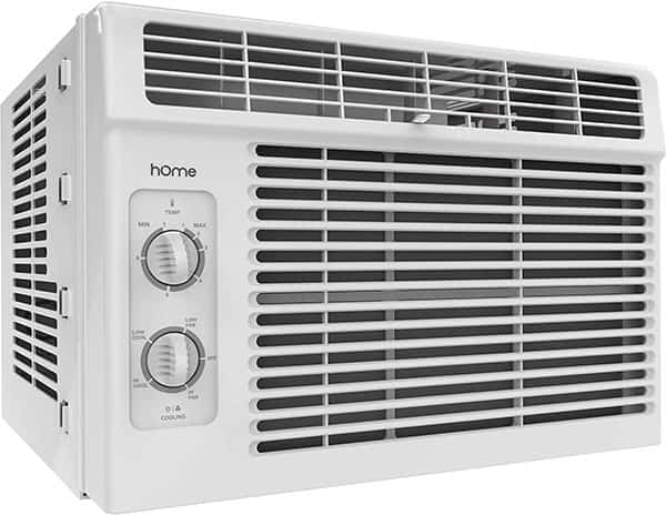 hOmeLabs Window Mounted Air Conditioner