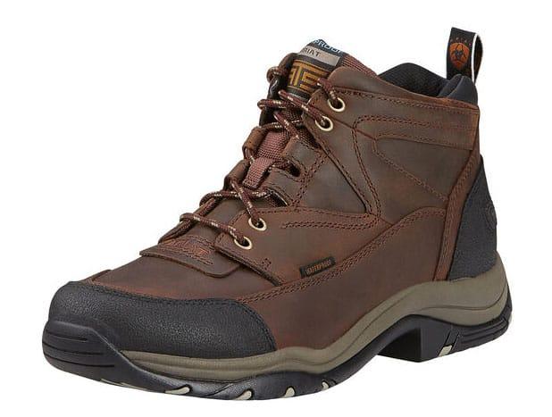 Ariat Men's Terrain H20 Hiking Boot Copper Review