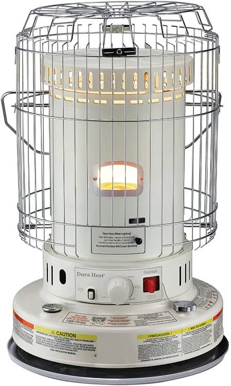 Dura Heat Kerosene Tent Heater review