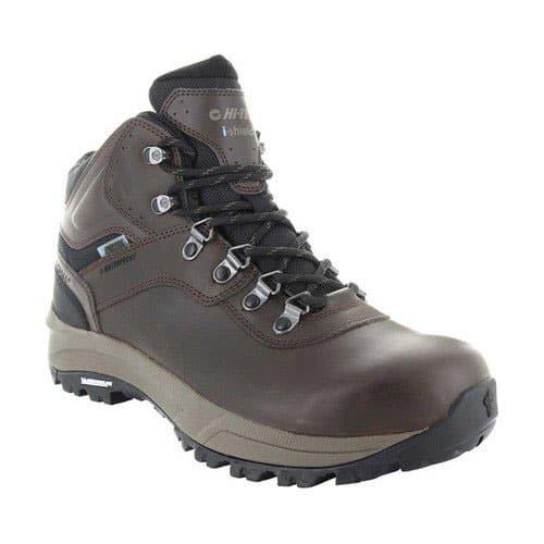 Hi-Tech Men's Altitude VI i Waterproof Hiking Boots Review