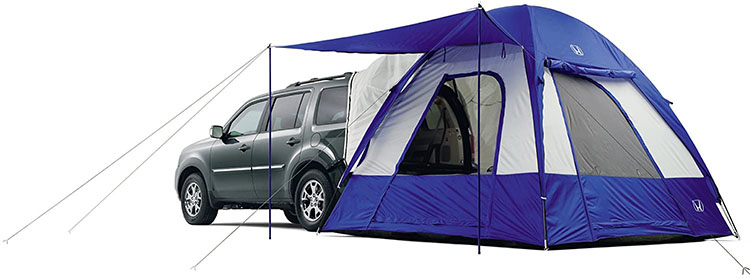 Honda SUV Tent review