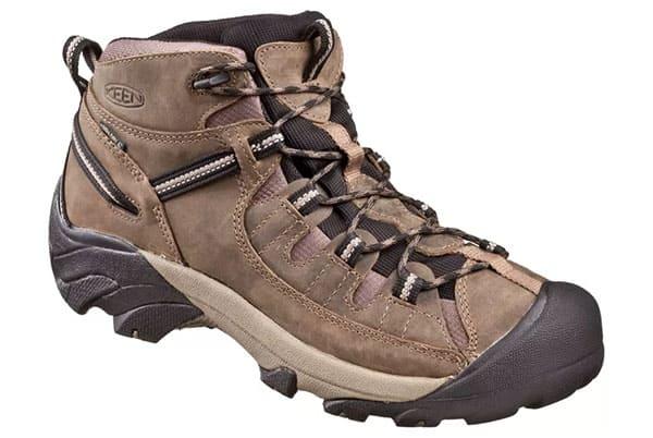KEEN Men's Targhee II Mid Waterproof Hiking Boot Review