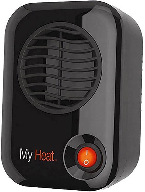 Lasko MyHeat Heater mini tent heater review
