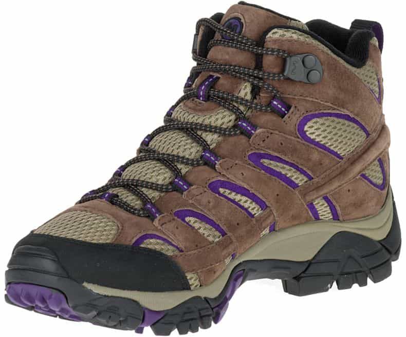Merrell Women's Moab 2 Vent Mid Hiking Boot Review