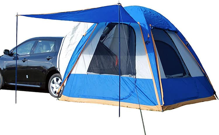 Napier Sportz Dome-To-Go Tent review